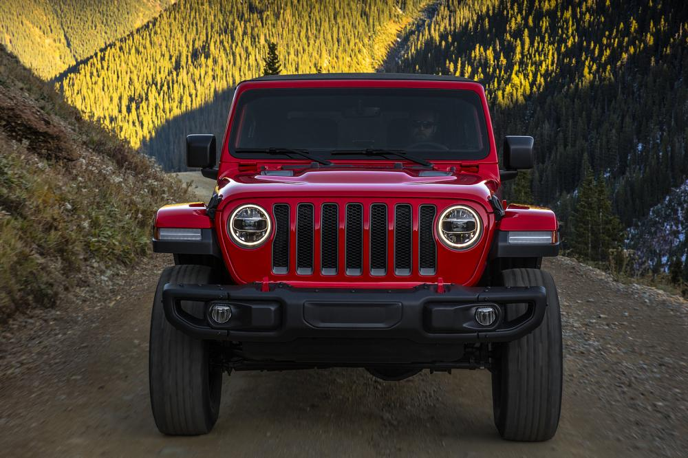 High-Technology Jeep Wrangler