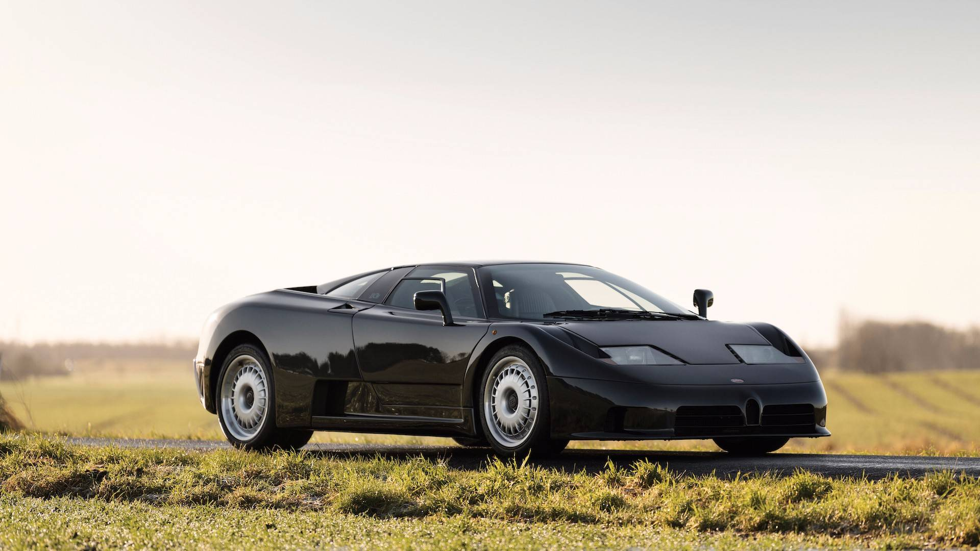 Bugatti EB110 GT at RM Sotheby's