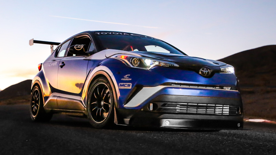 Toyota Brings the Fastest Crossover in the World to SEMA!