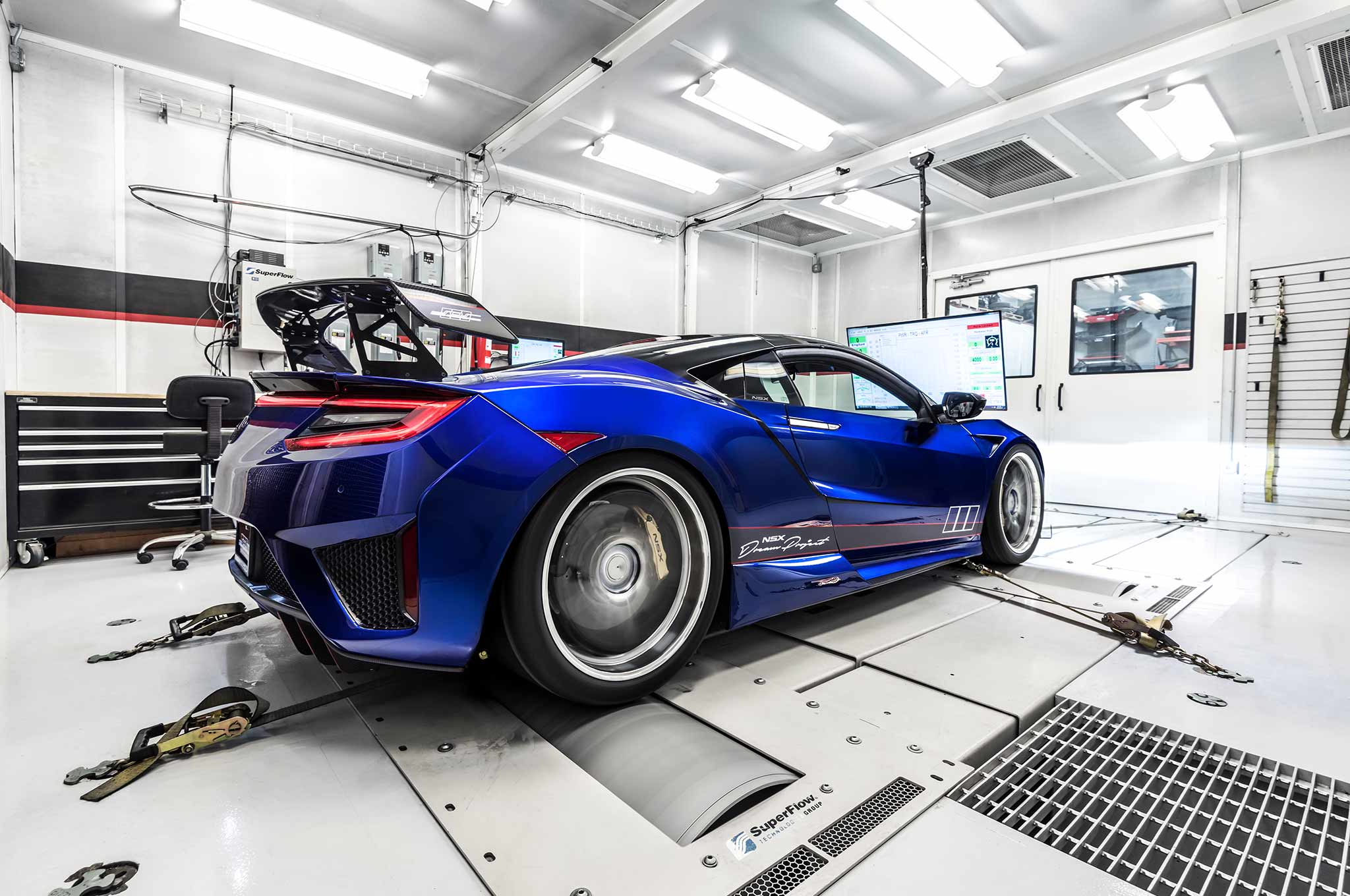 Dream Project Acura NSX for SEMA 2017!