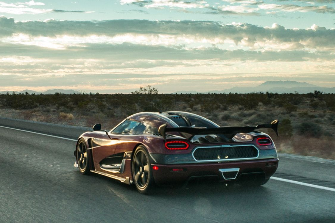 Koenigsegg Agera RS broke world speed record!
