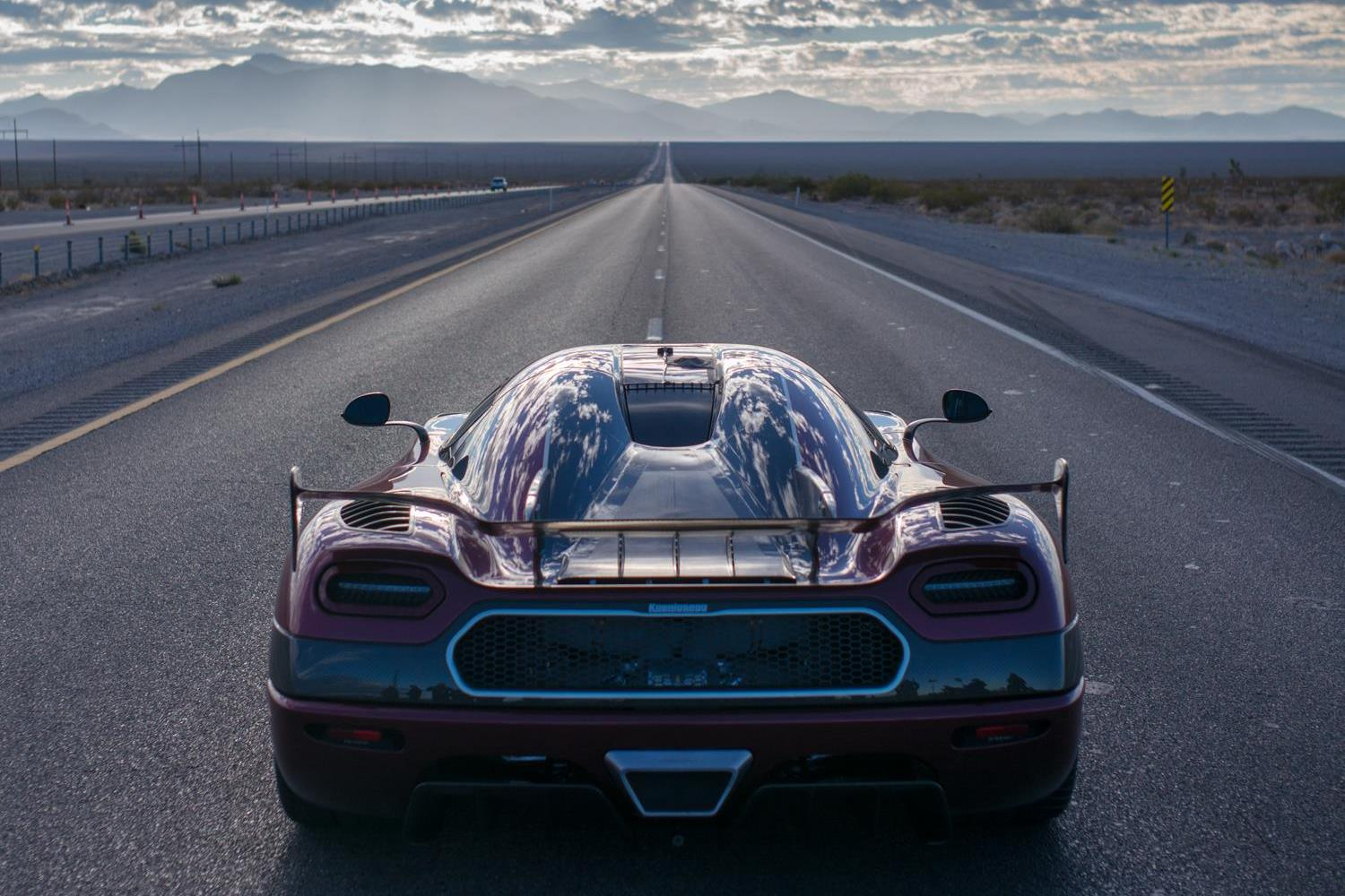Koenigsegg Agera RS Set a New Speed Record!