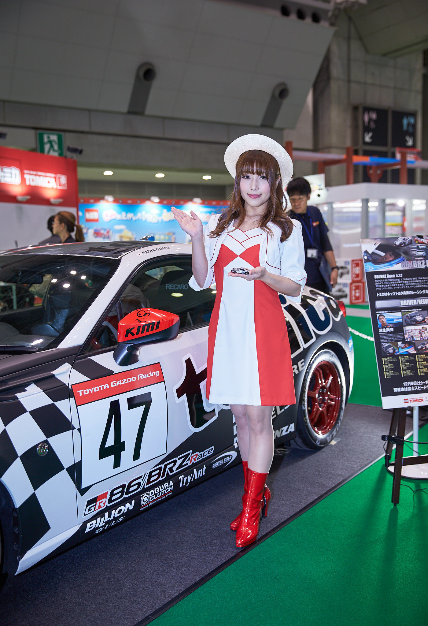 Reportage from Tokyo Motor Show!