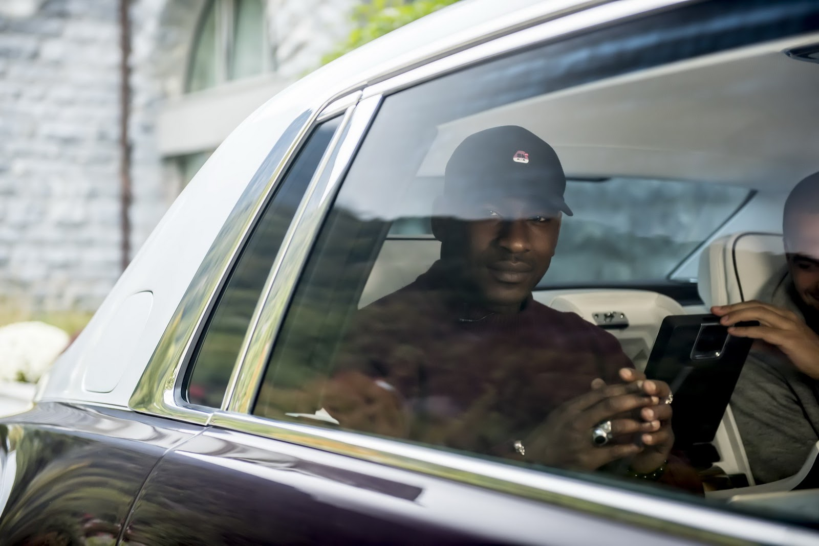 Skepta Recorded song from the Rolls-Royce